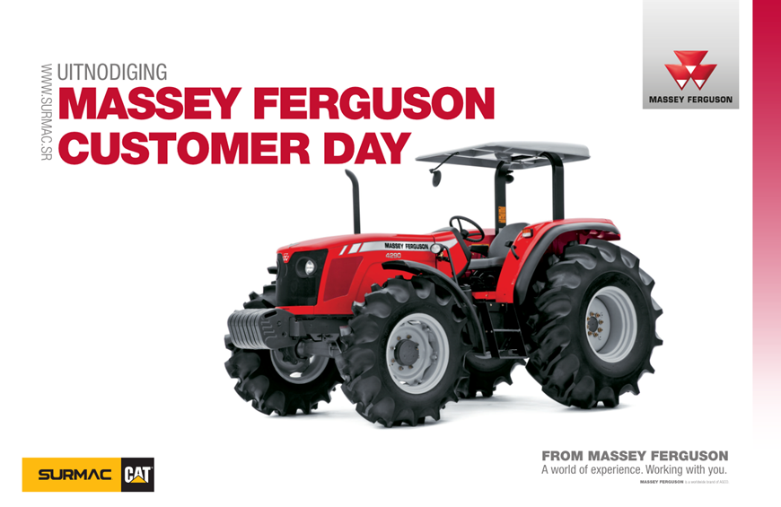Massey Ferguson Customer Day